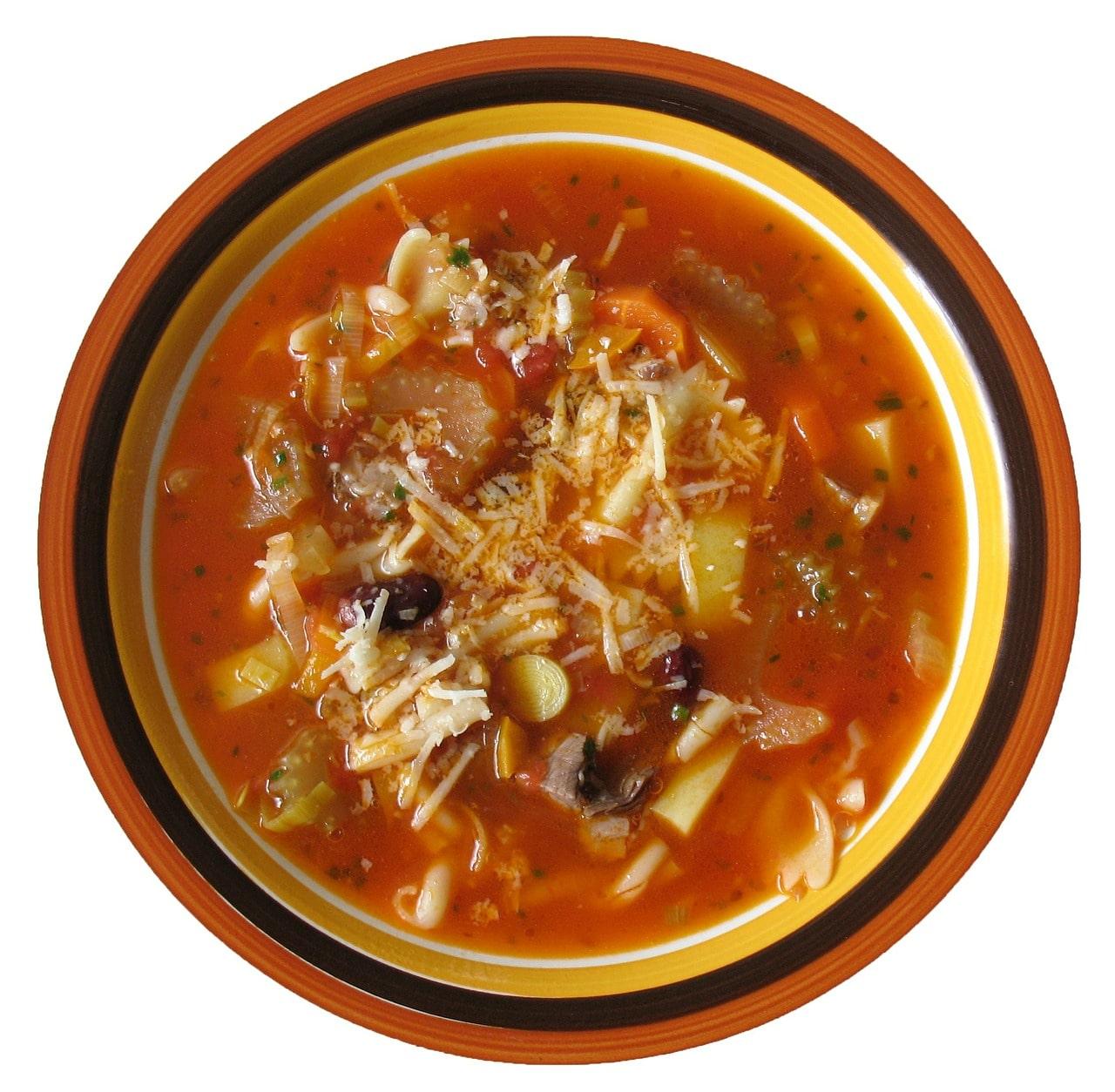 minestrone 1556225884 - Dieta del minestrone